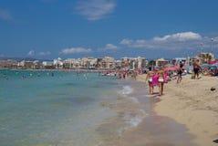 Mallorca, summer, beach Royalty Free Stock Photography