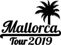 Mallorca tour two thousande 19 german stock photo