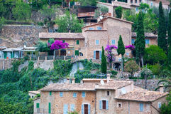 Mallorca village Stock Images