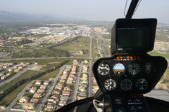 Mallorca-Wohngebiet 005 Stockbild