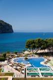 Mallorca wyspa Hiszpania Śródziemnomorski Zdjęcie Royalty Free