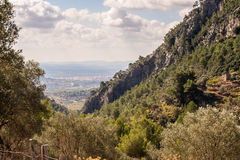 Mallorcan city of Inca Royalty Free Stock Photography