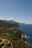 Mallorcan Coast Royalty Free Stock Photo