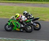 Mallory Park Motorcycle Racing stockbild