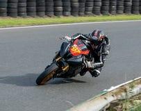 Mallory Park Motorcycle Racing royalty free stock photos