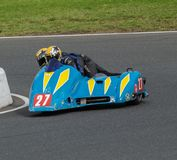 Mallory Park Motorcycle Racing stock images