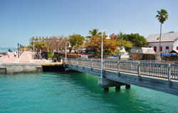 Mallory Square (2), Key West Florida. Editorial. Not News Related Royalty Free Stock Images