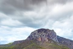 Mallos de Riglos, Spain. In Europe Royalty Free Stock Photo