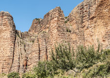 Mallos de Riglos Royalty Free Stock Photos