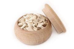 Mallow Root  Stock Photo