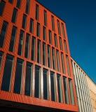 Malmö Moderne gebouwen Royalty-vrije Stock Afbeeldingen