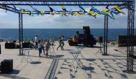 Malmö żagla tydzień Obrazy Royalty Free