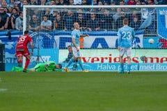 Malmö FF против Ã-stersuns FK Стоковое Фото