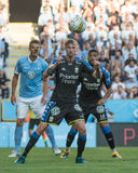 Malmö FF vs IFK Göteborg Royalty Free Stock Photos