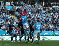 Malmö FF vs IFK Göteborg Royalty Free Stock Photography