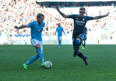 Malmö FF vs IFK Göteborg Stock Photos