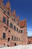Malmö-Schloss Lizenzfreie Stockfotos