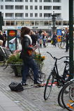 Malmö Schweden Lizenzfreies Stockfoto