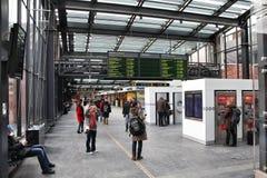 Malmö-Station, Schweden Lizenzfreie Stockfotos