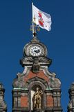 Malmö. Sweden. City hall, Malmö. Sweden Scandinavia Stock Image