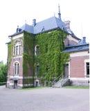 Malmgard, Finland. The Manor House. At summer Stock Photos