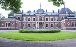 Malmgard, Finland. The Manor House. At summer Royalty Free Stock Photo