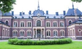 Malmgard, Finland. The Manor House. At summer Royalty Free Stock Image