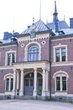 Malmgard, Finland. The Manor House. At summer Royalty Free Stock Photography