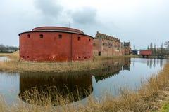 Malmo Castle Stock Image