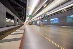 Malmo Central Station Stock Photos