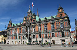 Malmo City Hall, Malmo Sweden Stock Photo