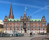 Malmo City Hall, Sweden Royalty Free Stock Photo