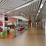 Malmo flygplats Arkivfoton
