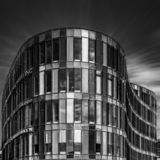 Malmo Glasvasen Art Edit fine fotografia stock libera da diritti