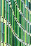 Malmo Glasvasen bakgrundstextur Royaltyfria Foton