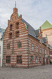 Malmo old Town House Royalty Free Stock Photography
