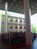 Malmo openbare bibliotheek Royalty-vrije Stock Foto