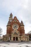 Malmo St Johannes Church. In Sweden Stock Image