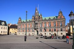 Malmo, Sweden Royalty Free Stock Photo