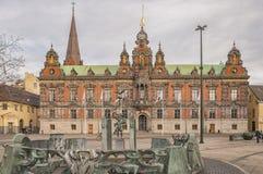 Malmo Town Hall Royalty Free Stock Photos