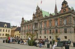 Malmo urząd miasta zdjęcia stock