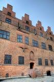 Malmoe castle Stock Photo