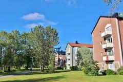 Malmudden in Luleå Fotografia Stock Libera da Diritti