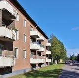 Malmudden in Luleå Fotografie Stock Libere da Diritti