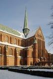 Malo Doberan de la iglesia de monasterio Fotos de archivo libres de regalías