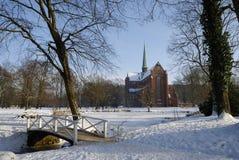 Malo Doberan de la iglesia de monasterio Foto de archivo libre de regalías