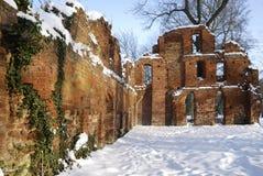 Malo Doberan de la iglesia de monasterio Imagen de archivo libre de regalías