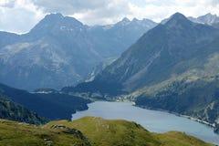 Maloja. Engadin Graubünden Switzerland Stock Photo