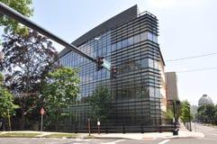 Malone Engineering Center at Yale University Stock Photography