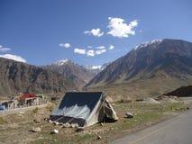 Malook Pakistan d'UL de saif de lac Photos libres de droits